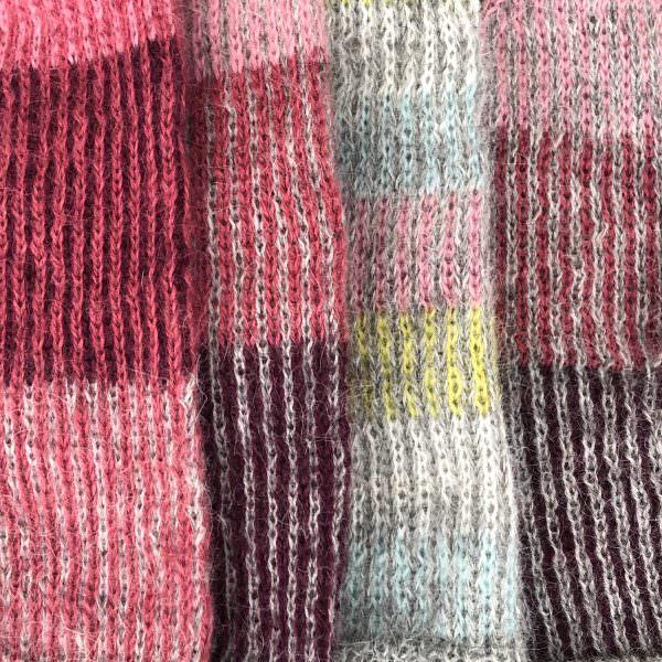 Lina mittens pattern